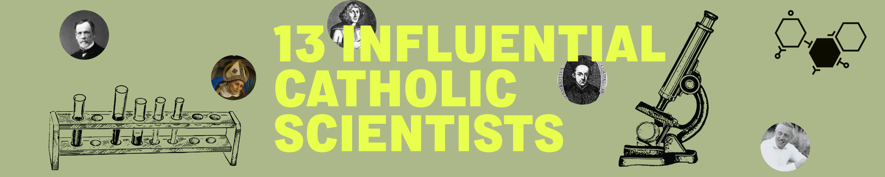 13 INFLUENTIAL CATHOLIC SCIENTISTS BANNER-3